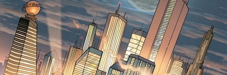 Metropolis: série sobre cidade do Superman nunca saiu do papel