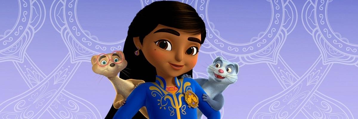 Mira: Disney anuncia primeira série animada com protagonista indiana