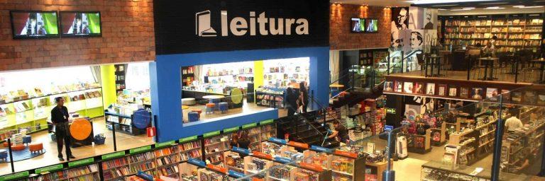 Livraria Leitura anuncia apoio a Projeto Retomada da Leitura