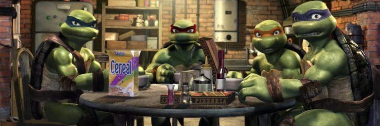 As Tartarugas Ninja ganhará reboot no cinema em computação gráfica