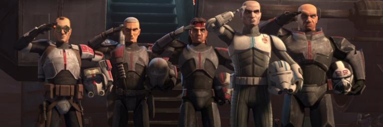The Bad Batch: nova série animada de Star Wars é anunciada para 2021