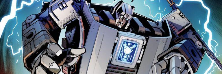 Crossover entre Transformers e De Volta para o Futuro é anunciado em HQ
