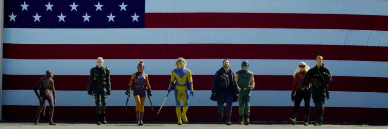 DC FanDome: revelado quem é quem em O Esquadrão Suicida