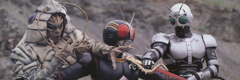 Kamen Rider Black volta à TV aberta neste mês