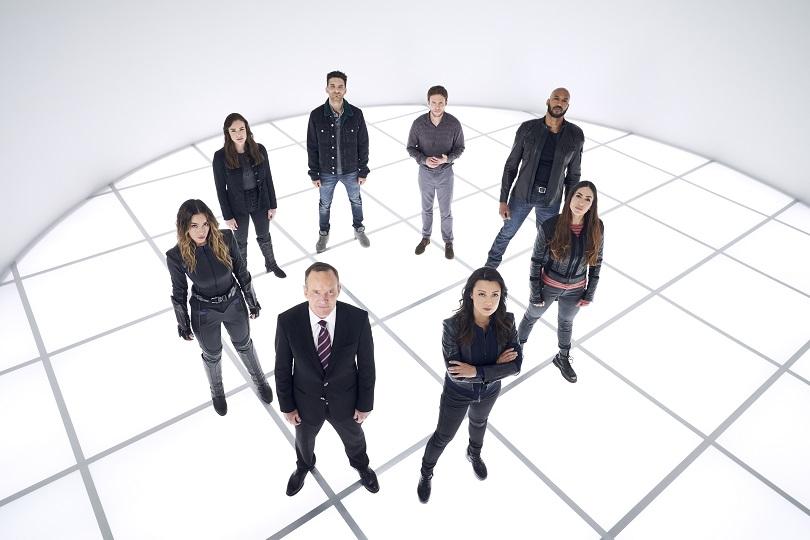 Imagem promocional de Agents of S.H.I.E.L.D.