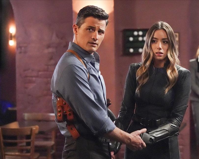 Daniel Sousa na sétima temporada de Agents of S.H.I.E.L.D.