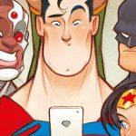 Querida Liga da Justiça é graphic novel para crianças e adultos