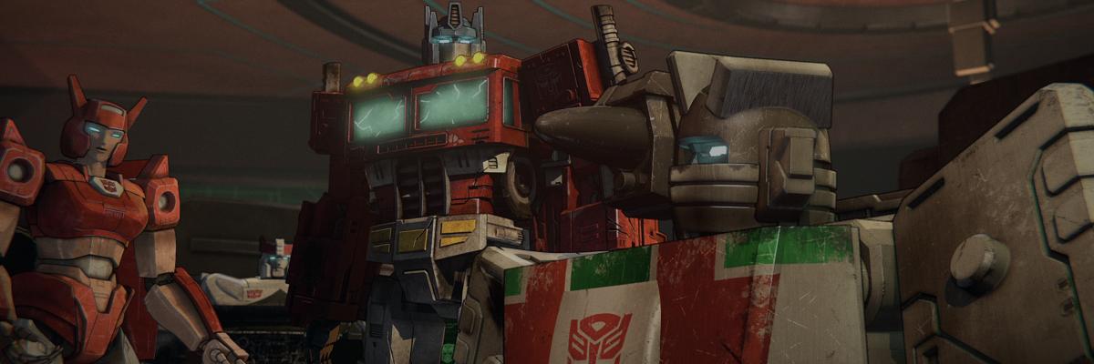 Maduro, Transformers: War for Cybertron Trilogy – O Cerco eleva franquia