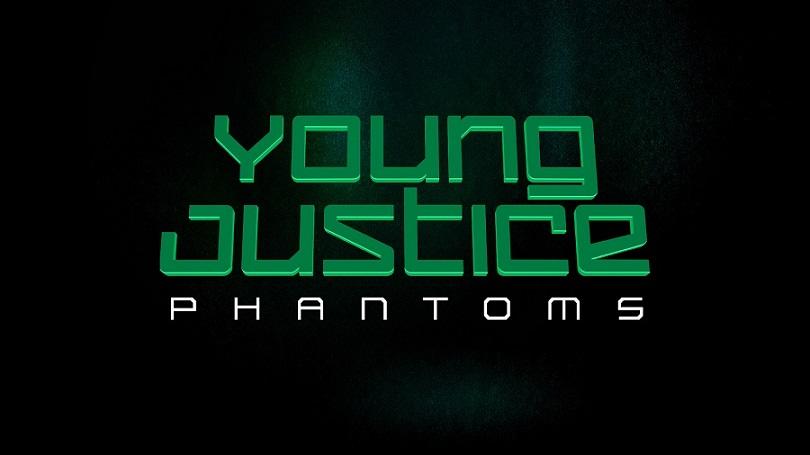Logo de Young Justice: Phantoms