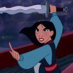 Mulan (1998): protagonista recusa título de princesa para ser guerreira