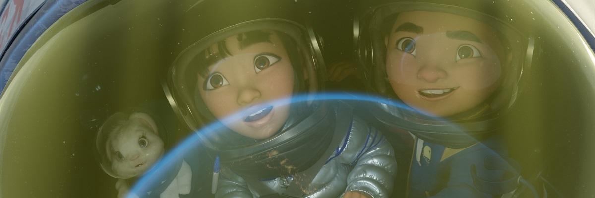 Animação fofinha, A Caminho da Lua fala sobre superação e família