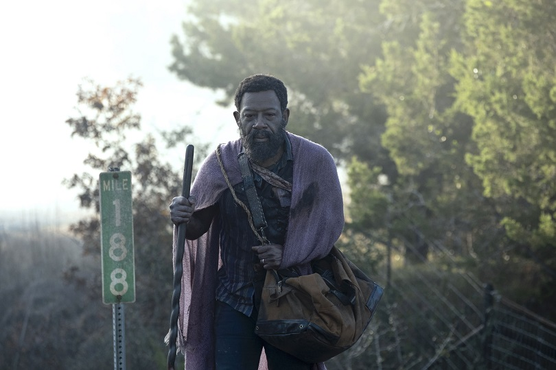 Morgan Jones na sexta temporada de Fear the Walking Dead