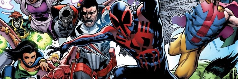 2099: HQs reinventam universo futurista da Marvel ao estilo Black Mirror