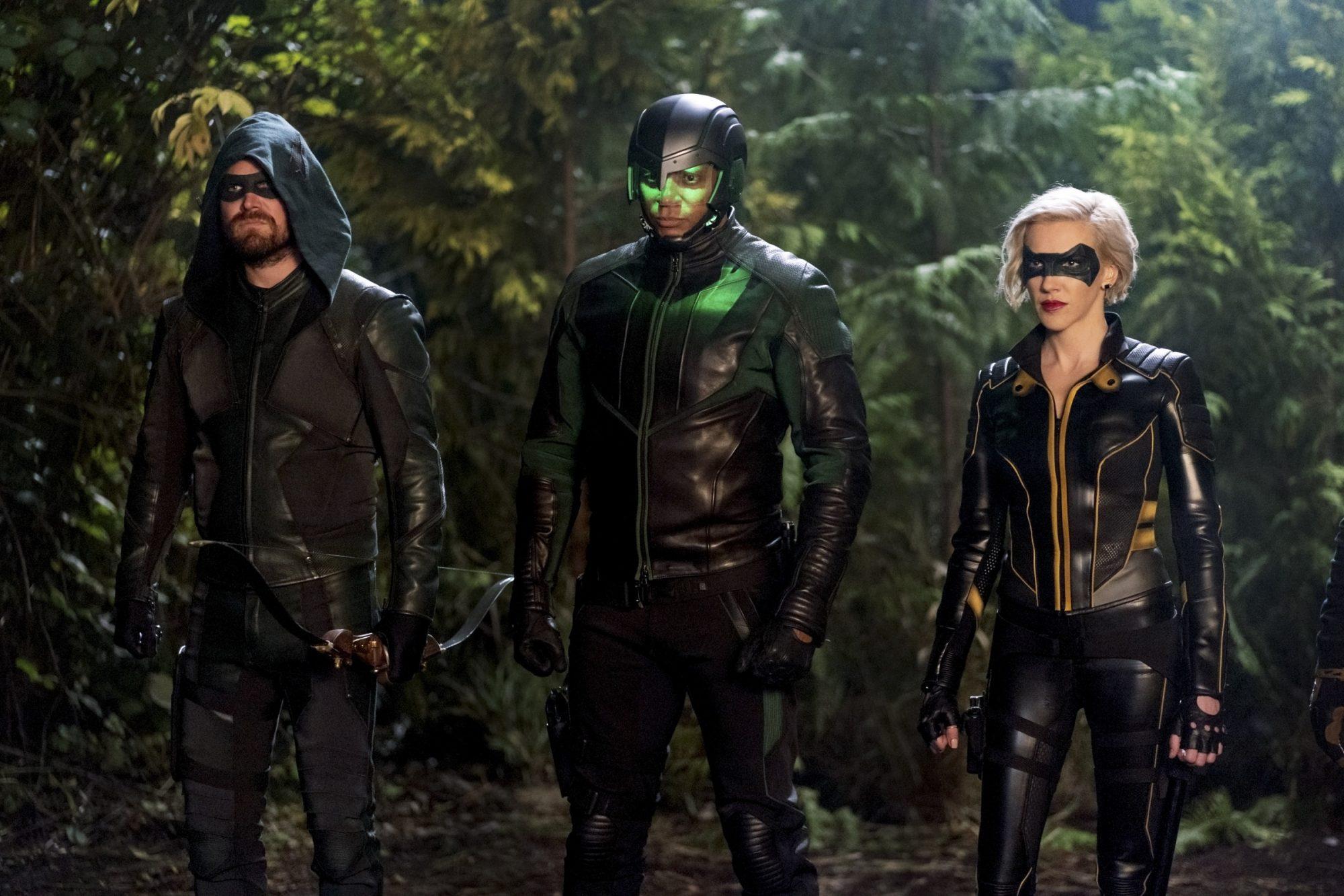 As 5 melhores séries de super-heróis de 2020