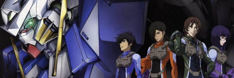 Canal Loading anuncia Gundam 00 na programação e você deveria assistir