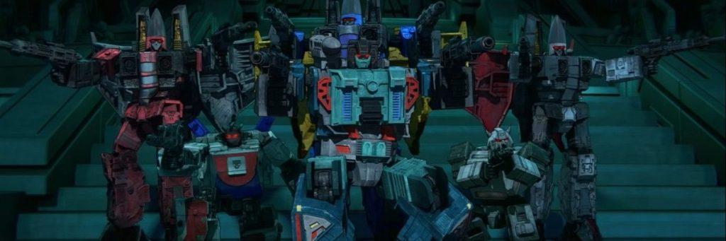 Transformers: War for Cybertron: O Nascer da Terra ganha trailer