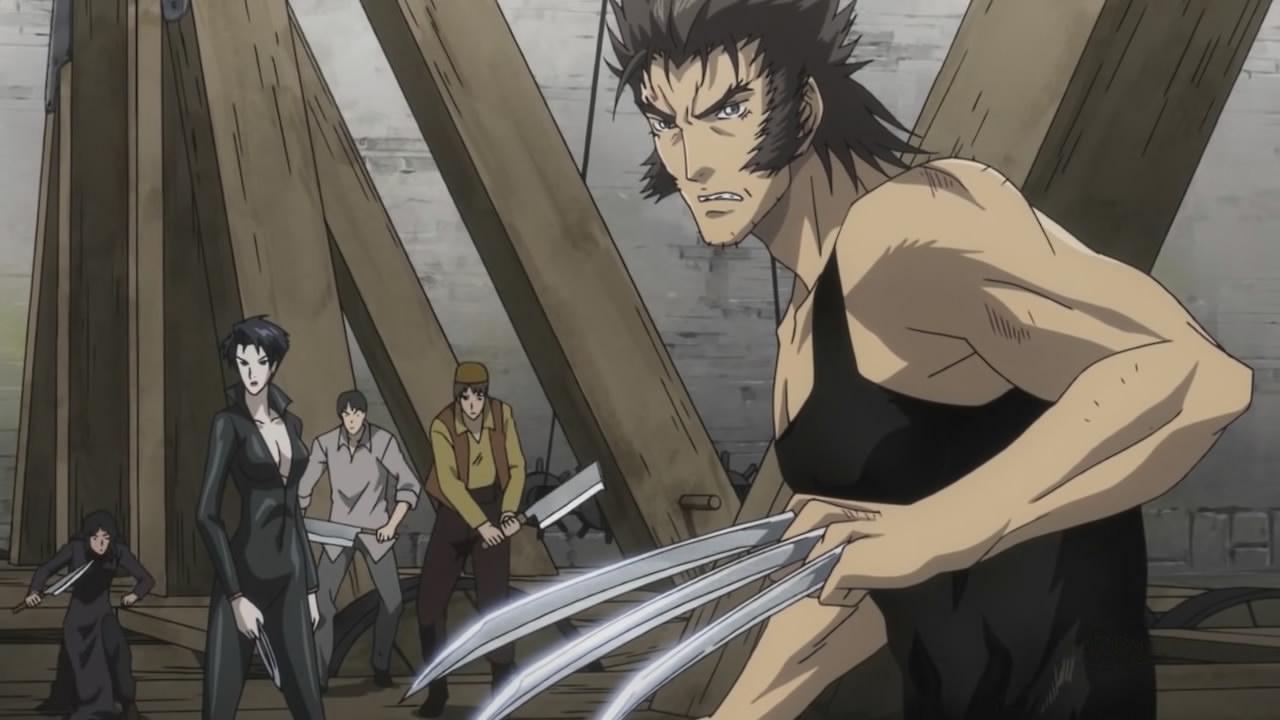 Marvel Anime: Wolverine oferece boa história, mas peca pelo visual