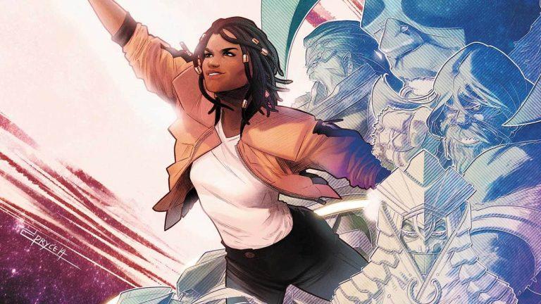 Naomi tem série encomendada pelo The CW