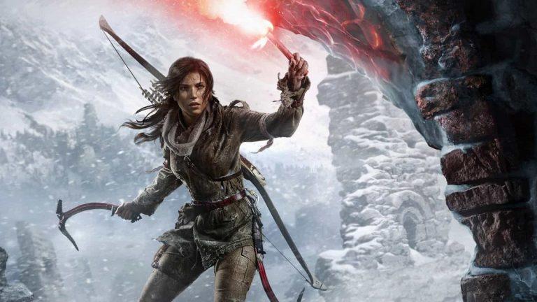 Netflix anuncia anime de Tomb Raider
