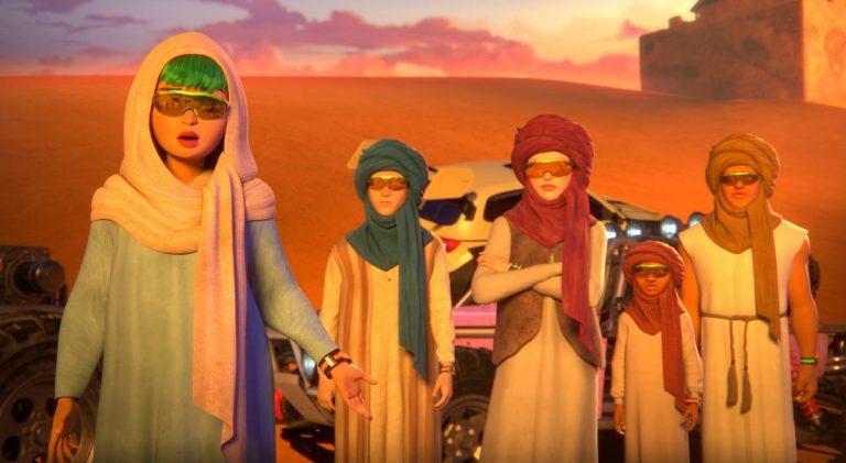 Espiões do Asfalto: 3ª temporada vai bem pelas areias do Saara