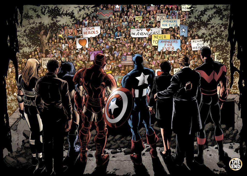 Vingadores: A Queda coloca heróis na mira dos poderes da Feiticeira Escarlate