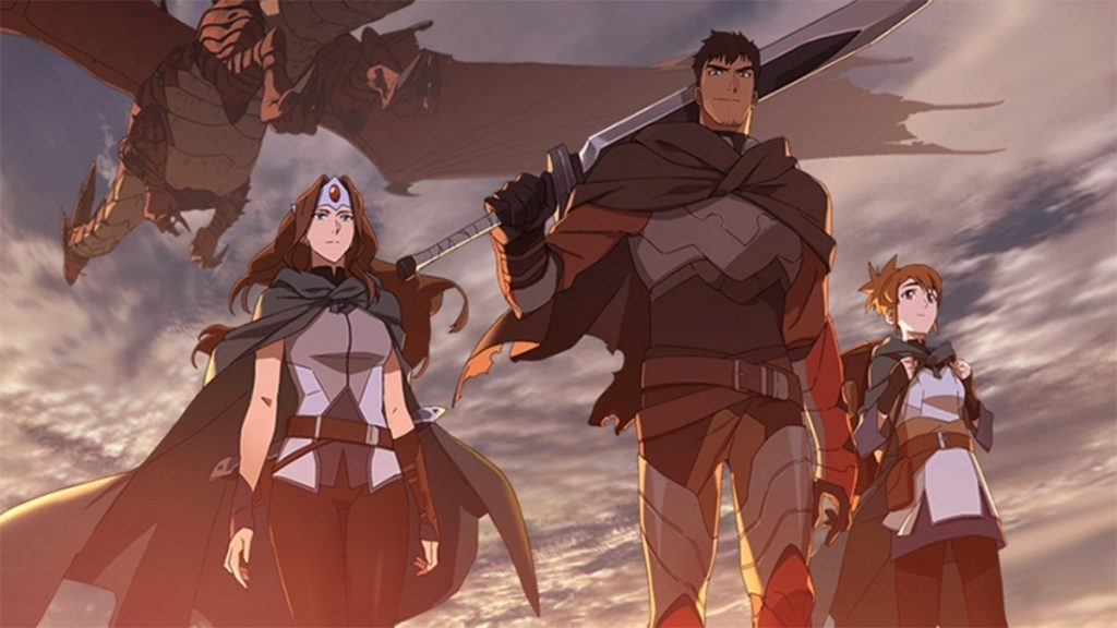 Dota: Dragon's Blood chega em março na Netflix; veja o trailer