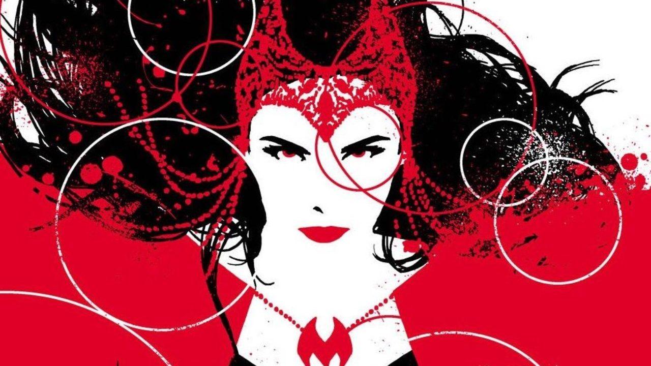 Publicada de 2015 a 2017, série de HQs da Feiticeira Escarlate explicam sua relação com a magia, seu passado e abrem caminho de seu futuro