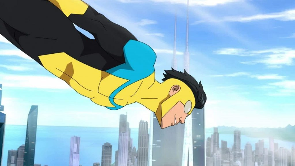Assista ao trailer de Invincible