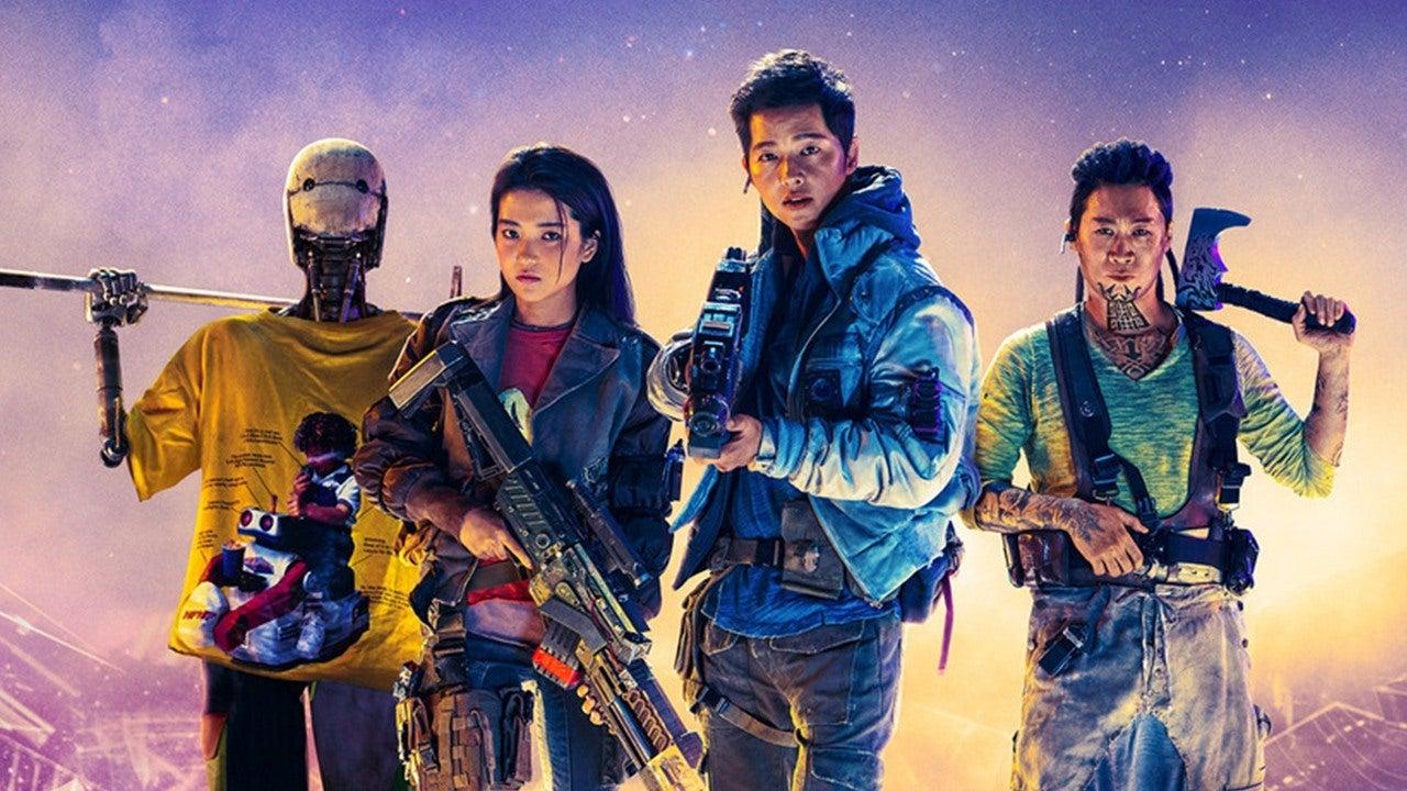 Blockbuster coreano, Nova Ordem Espacial traz aventura de família não convencional