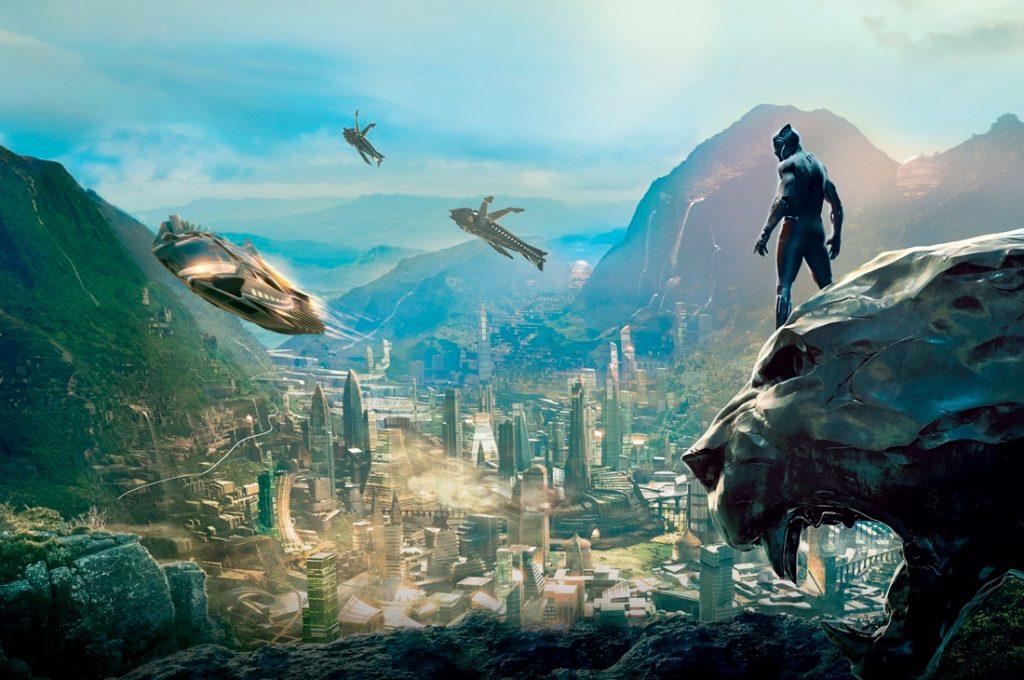 Reino de Wakanda ganhará série no Disney+