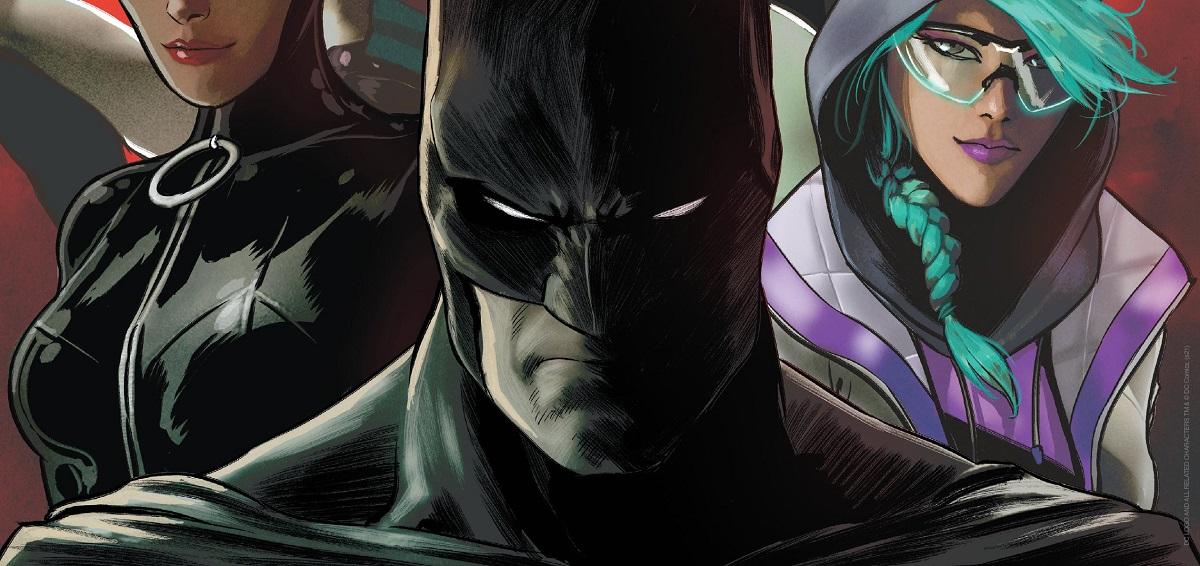 Batman/Fortnite: minissérie chega em Brasil em abril
