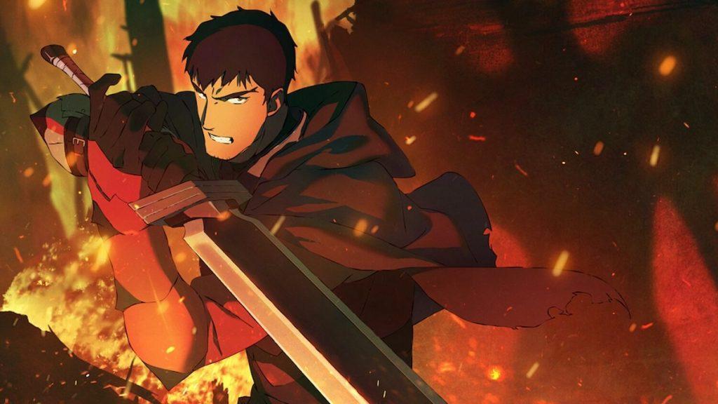 DOTA: anime da Netflix ganha trailer completo