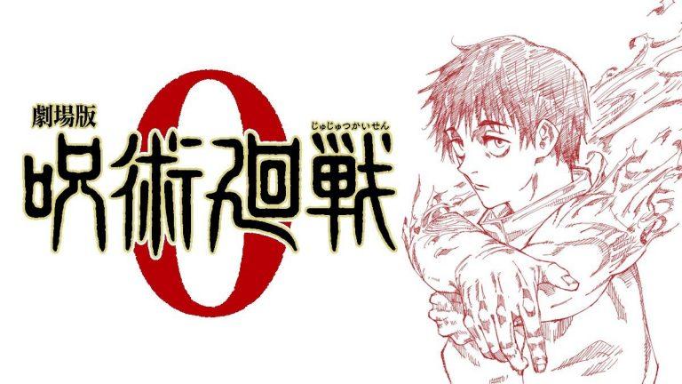 Jujutsu Kaisen ganhará filme