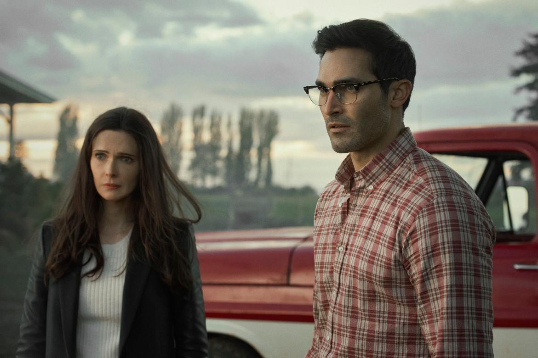 Superman and Lois investe em clima sóbrio e drama familiar