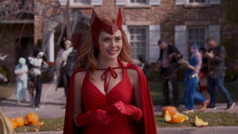 Tensa, WandaVision torna Feiticeira Escarlate a rainha da Marvel
