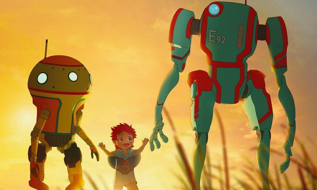 Eden: conheça o novo anime da Netflix