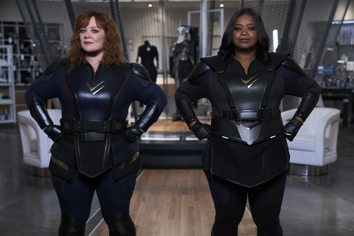 Esquadrão Trovão: filme de heroínas da Netflix é piada sem graça
