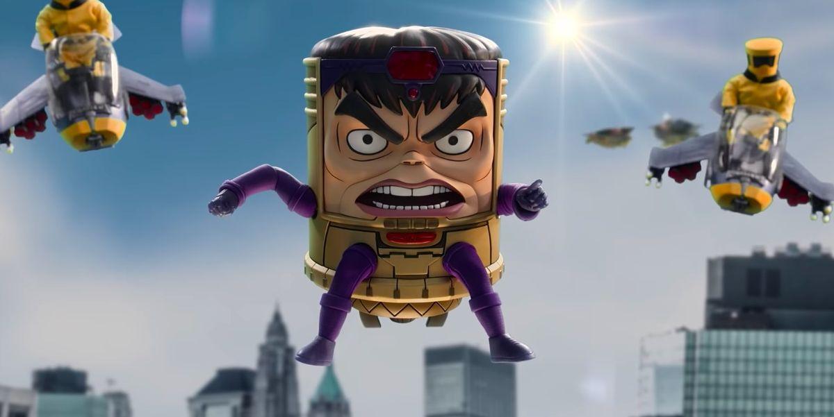 Marvel's M.O.D.O.K. ganha trailer com participações especiais