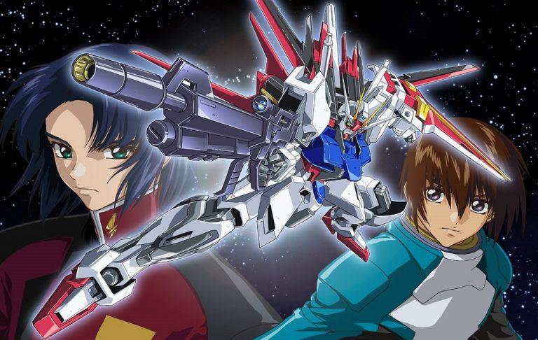 Gundam SEED coloca amigos em lados opostos da guerra