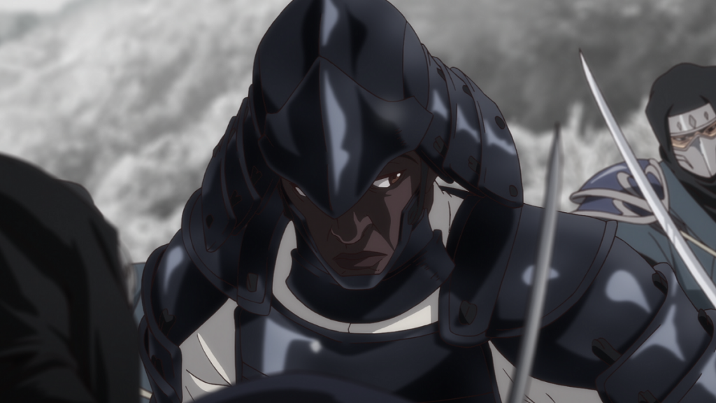 Yasuke: anime sobre samurai negro ganha teaser