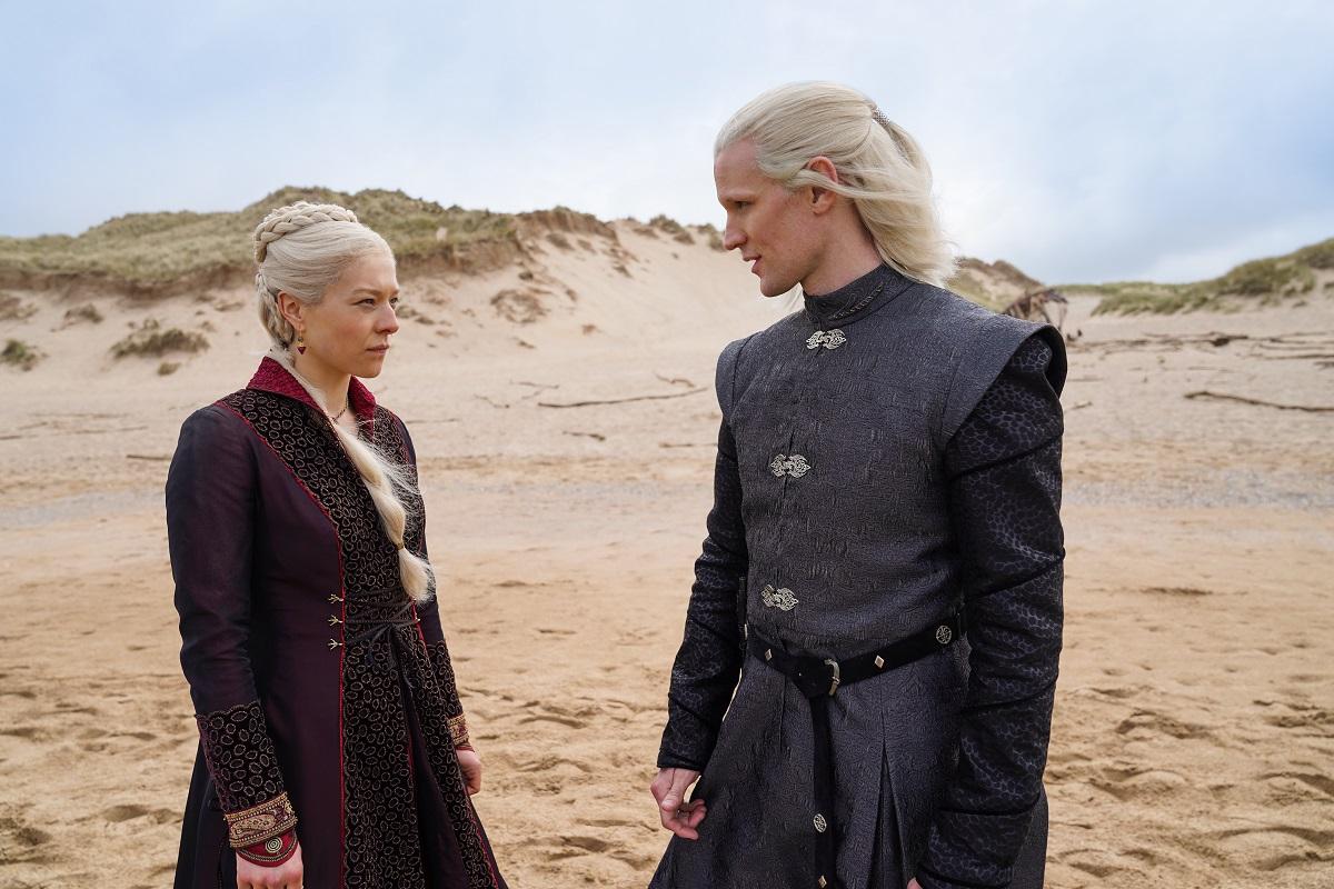 HBO Max divulga primeiras imagens de House of the Dragon