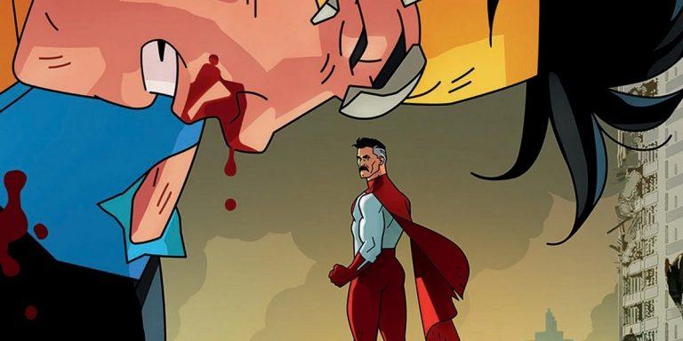 Invincible: 1ª temporada é adaptação brutal de HQs de Robert Kirkman