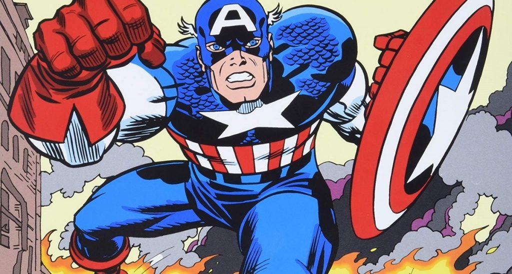 Panini anuncia 4 novos títulos para celebrar os 80 anos do Capitão América