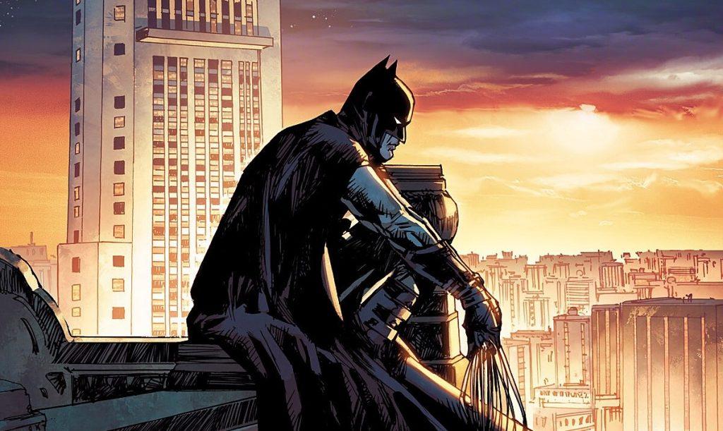 HQ Batman: O Mundo terá visita do herói ao Brasil