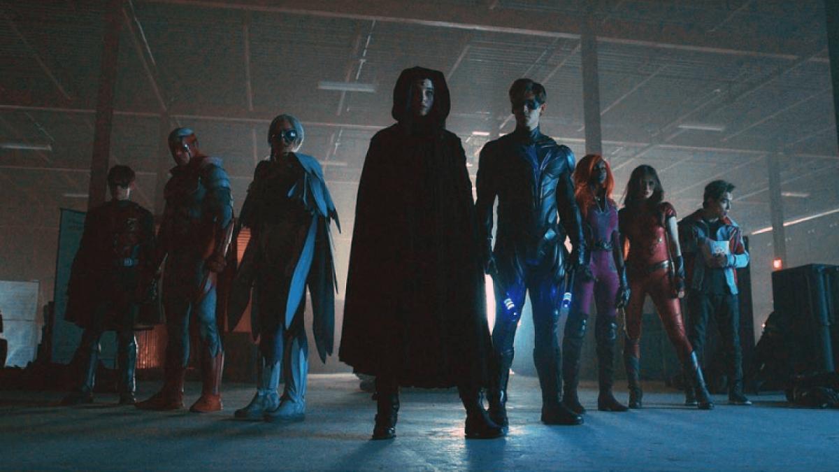 Titans: teaser da 3ª temporada leva série a Gotham