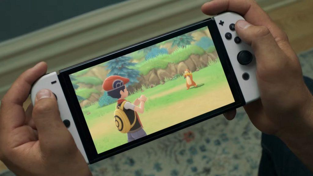 Nintendo Switch OLED é anunciado para 2022