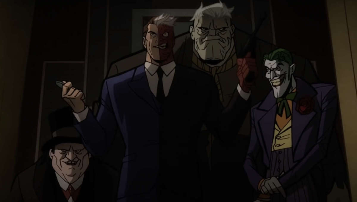 Assista ao trailer de Batman: The Long Halloween, Part Two