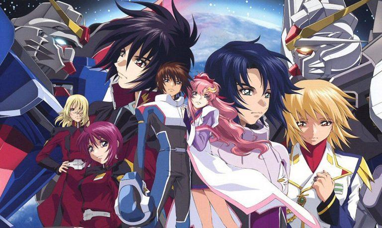Gundam Seed Destiny mostra que a paz é temporária no espaço