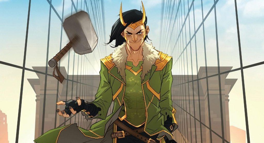 Loki: O Deus que Caiu na Terra junta comédia e contemplação