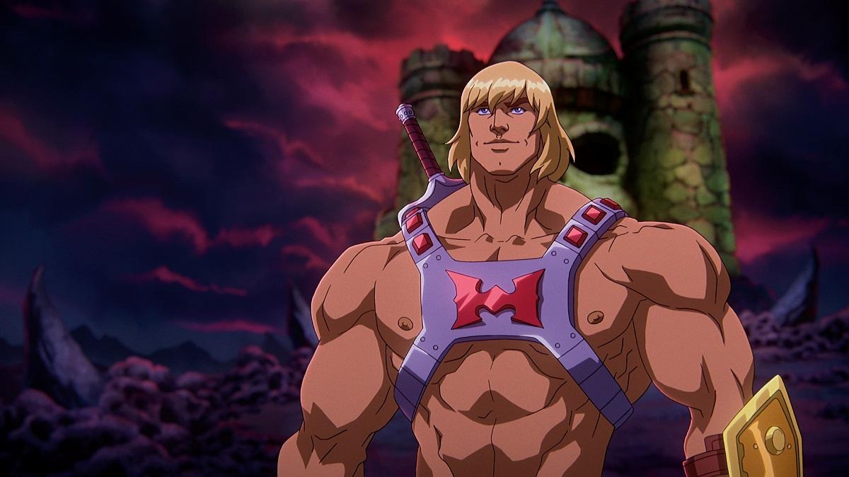 He-Man ainda tem a força em Mestres do Universo: Salvando Eternia
